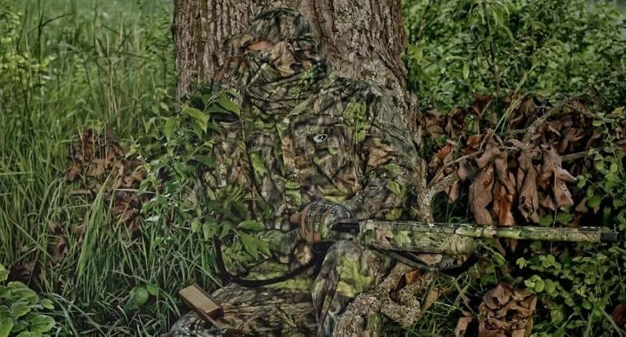 Camouflage Used in Airsoft