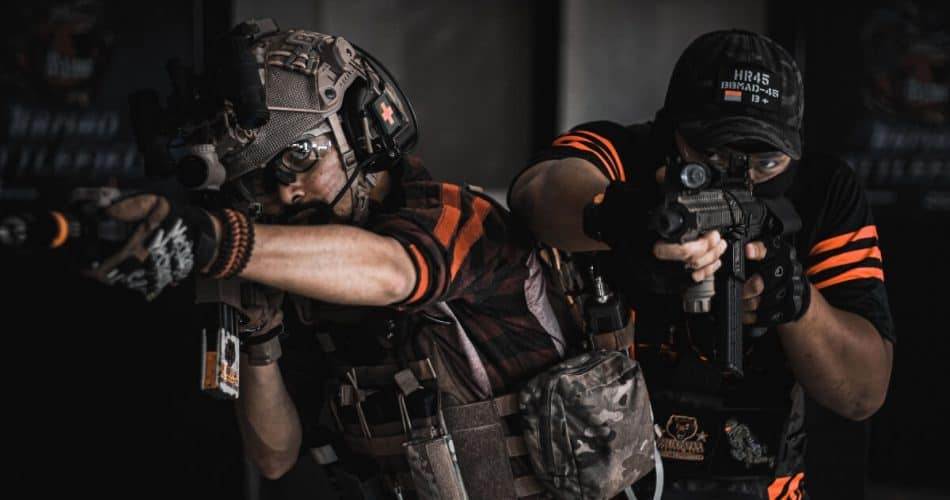 How to Join an Airsoft Team