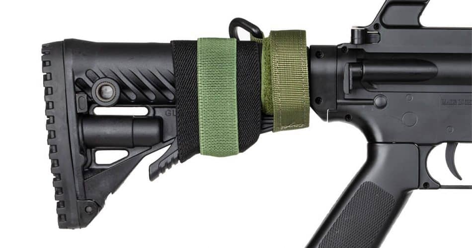 Improved 2 point Rifle Sling