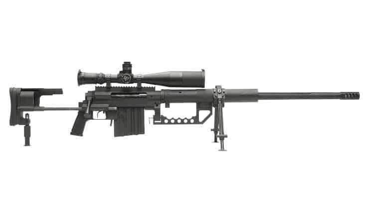 CheyTac Licensed M200 Intervention optical sight