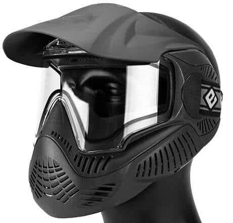 Evike Annex MI-7 ANSI Rated Full Face Mask with Thermal Lens by Valken