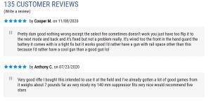Colt M4A1 Carbine Airsoft review 1