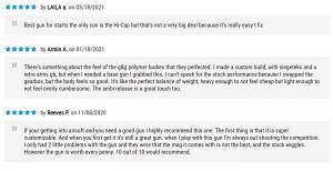 G&G CM16 Raider 2.0 AEG reviews 1
