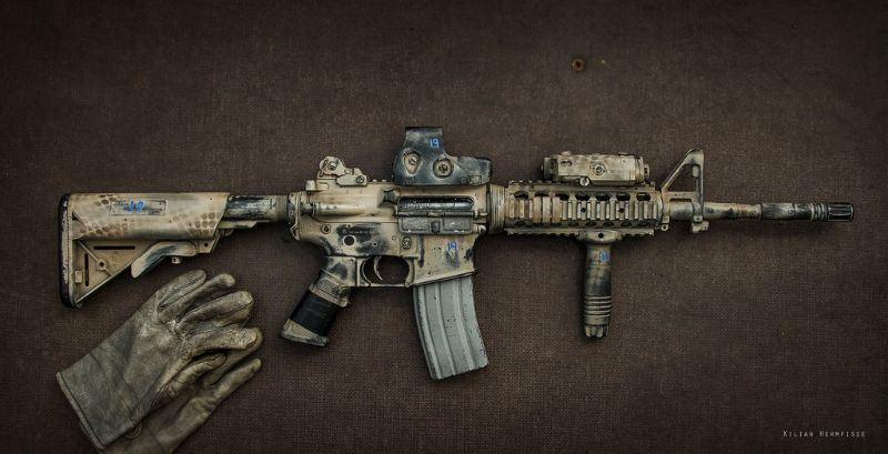 m4a1 carbine for airsoft players